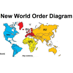 New world order map