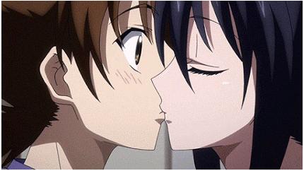 fist love -first kiss